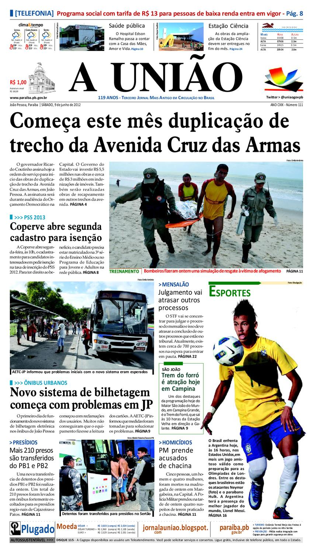 bbc819725e Jornal A Uniao by Jornal A União - issuu