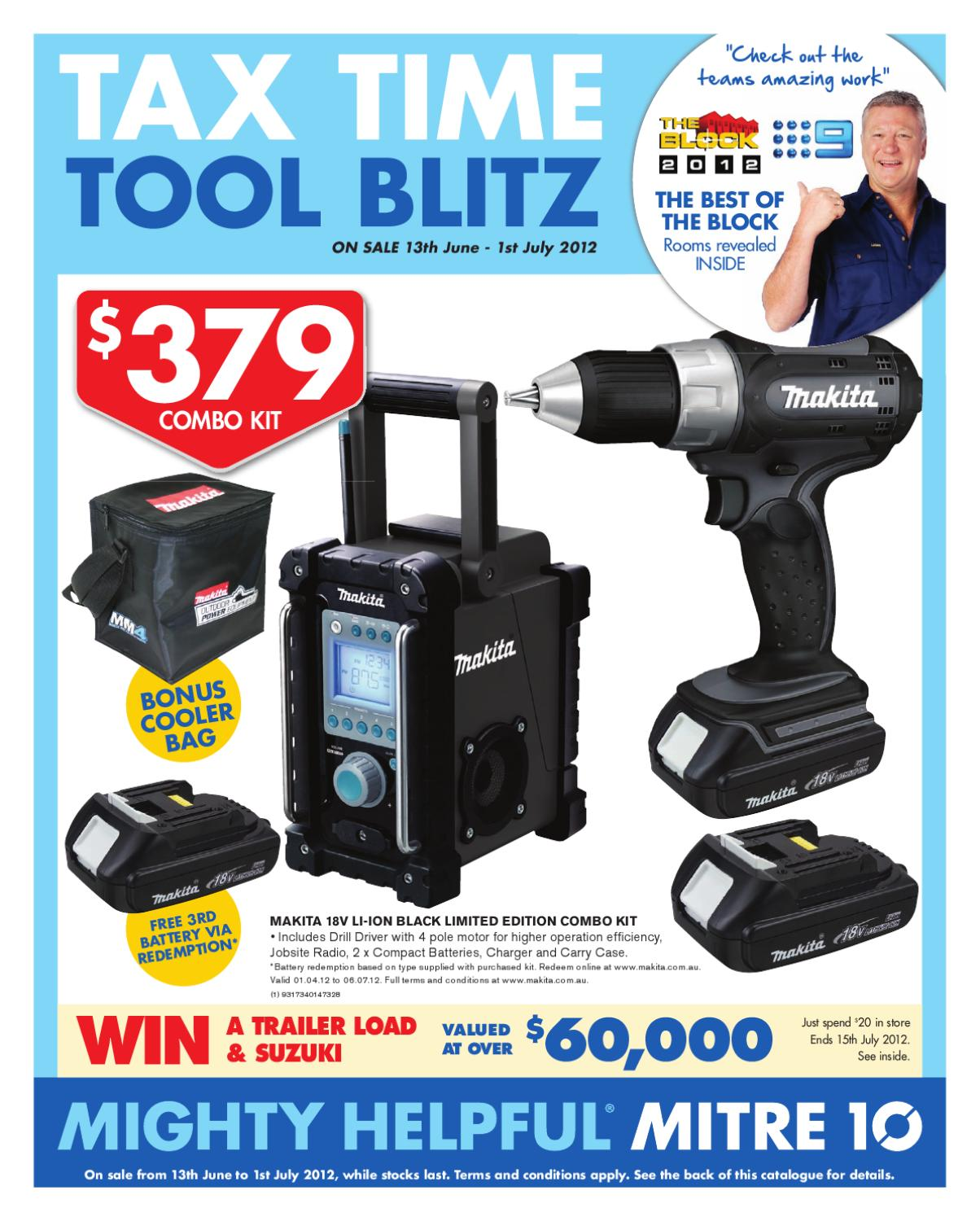 Mitre 10 June 2012 By Echo Publications Issuu Bosch Gos 108 V Li Tool Only Kamera Borescope