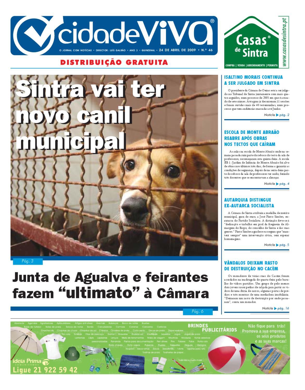 de4aaa8411c Cidade Viva n.º 46 by Luis Galrão - issuu