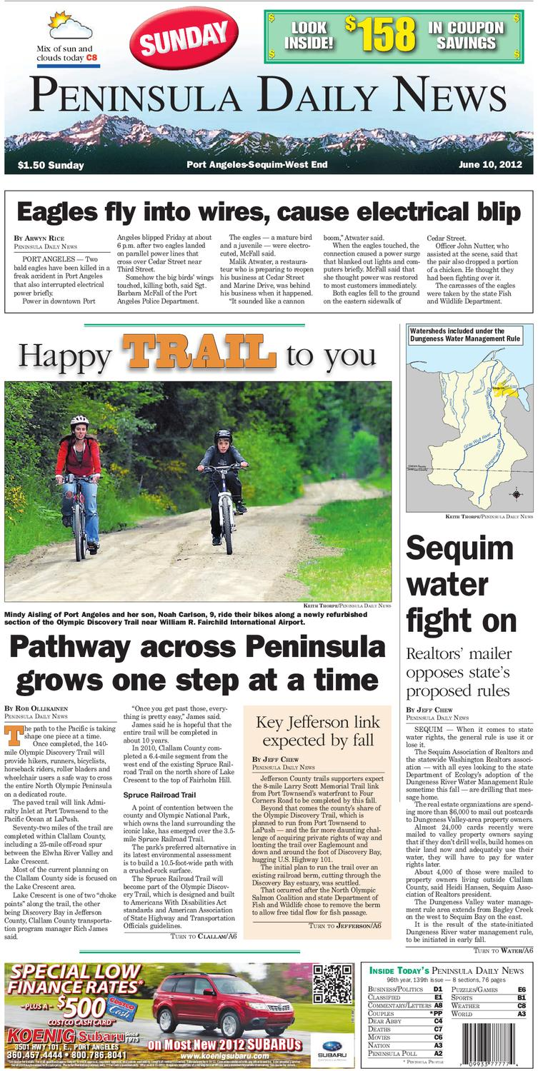 Pdn20120610c By Peninsula Daily News Sequim Gazette Issuu Bald Eagle Diagram Free Download Wiring Diagrams Pictures