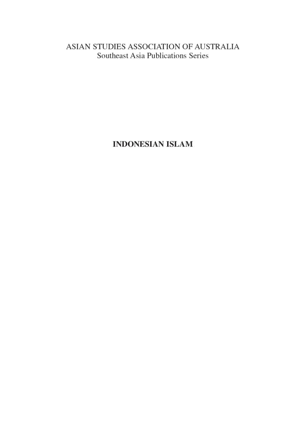 Indonesian islam by baca nyok issuu ccuart