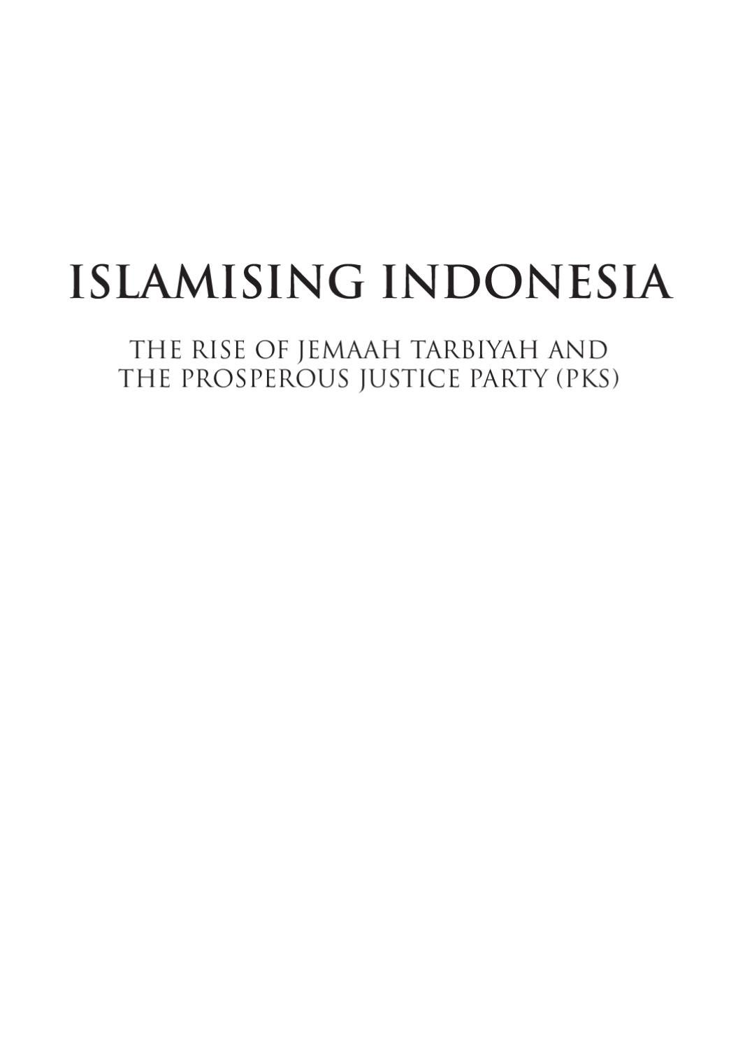 Islamising Indonesia By Baca Nyok Issuu