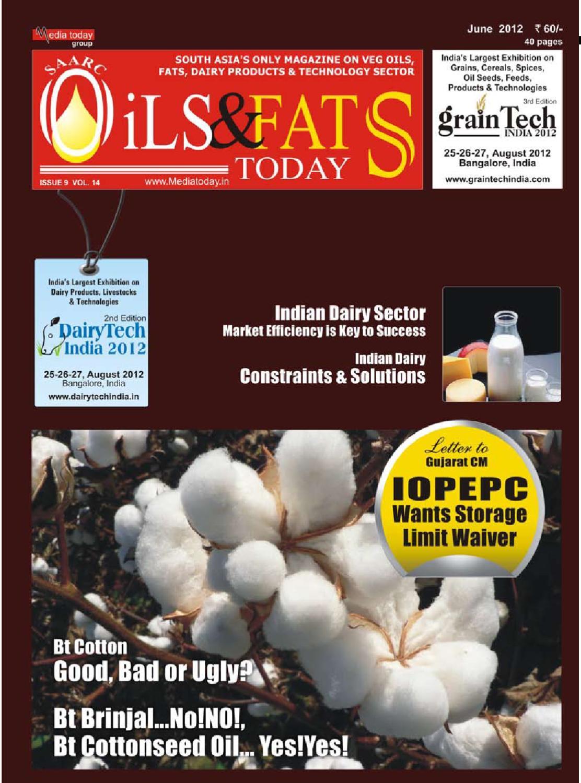 SAARC OILS & FATS TODAY- June issue