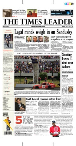 buy popular d5a9c 9f63e Times Leader 06-11-2012 by The Wilkes-Barre Publishing Company - issuu
