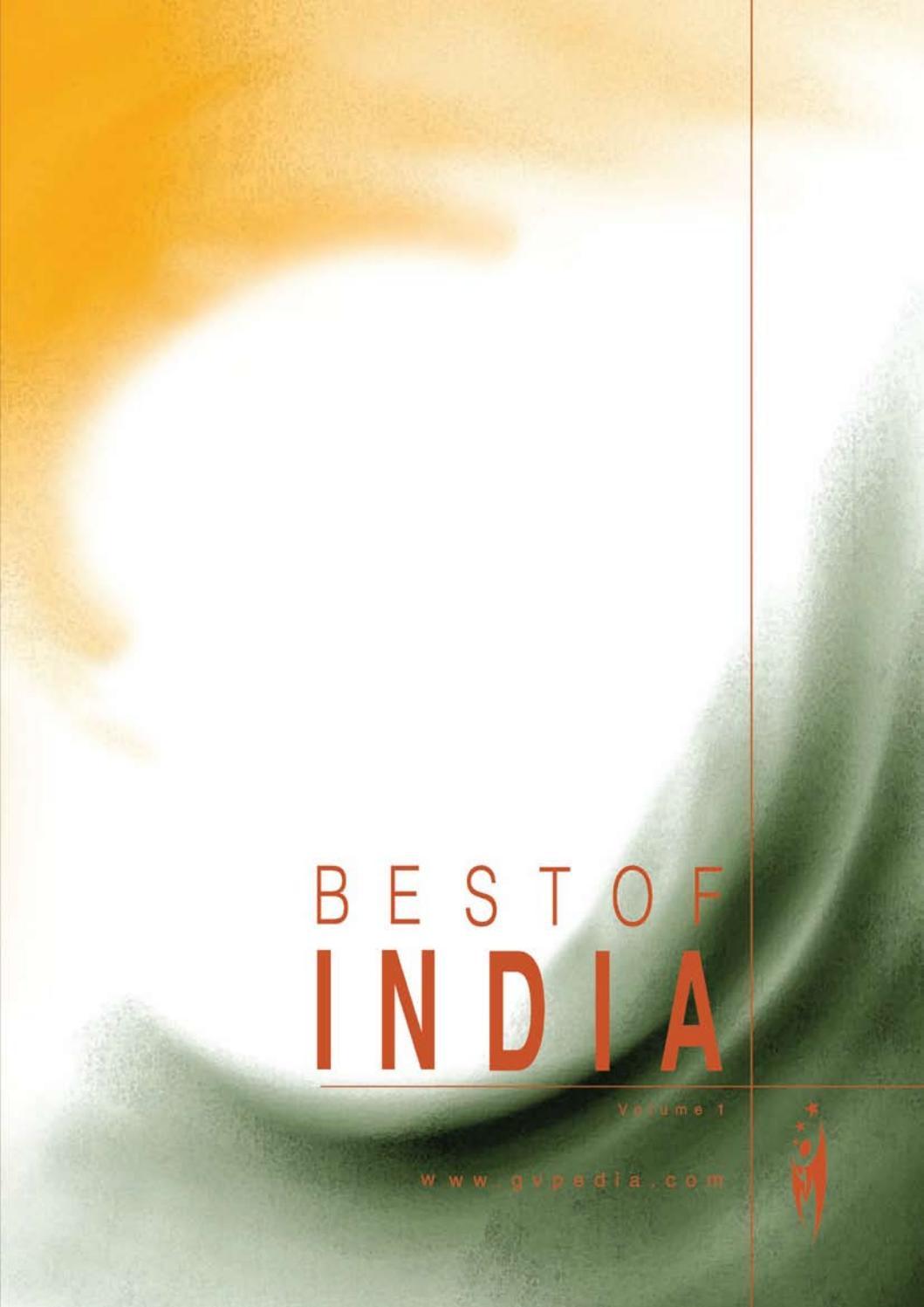 BEST OF INDIA   Volume 20 by Sven Boermeester   issuu