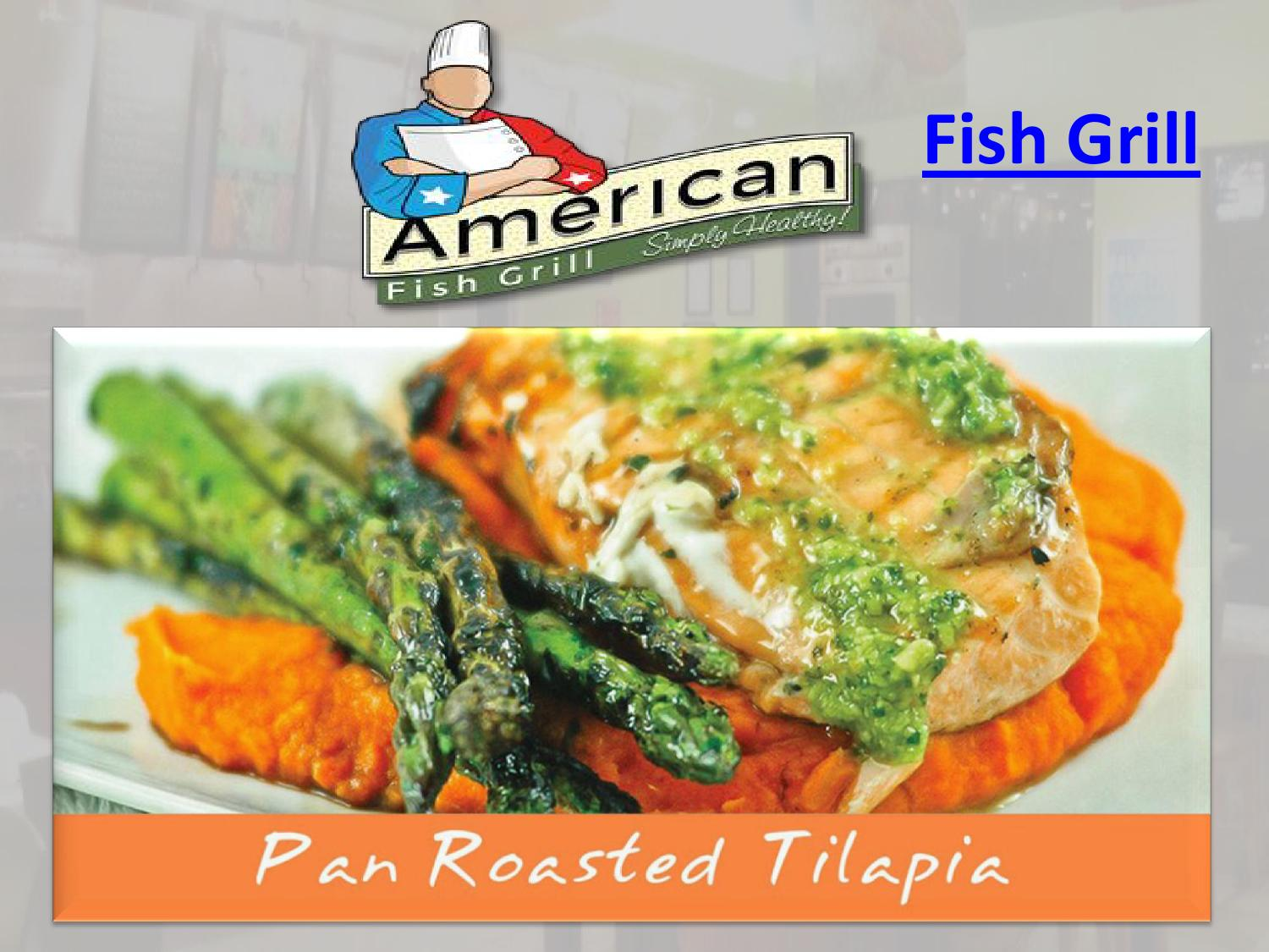 Fish grill by fish grill issuu for Fish and grill