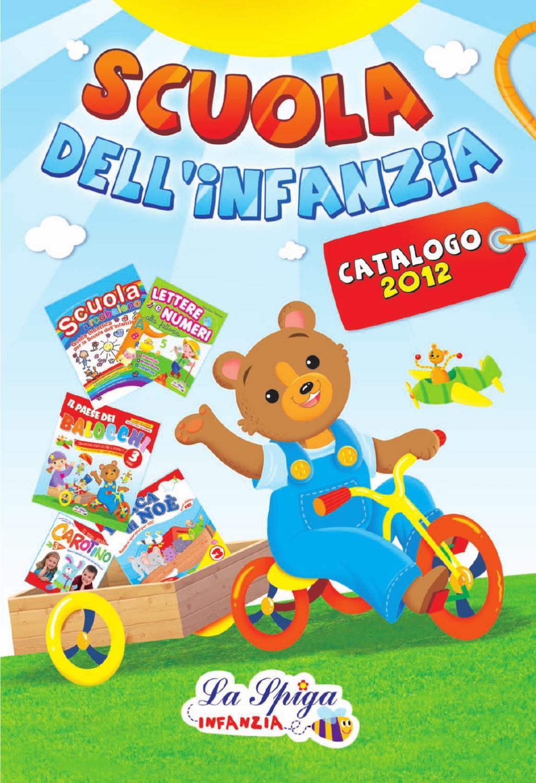 Catalogo spiga infanzia 2012 by eli publishing issuu for Catalogo arredi scuola infanzia