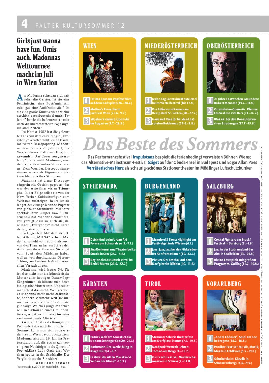 FALTER Kultursommer 8 by Falter Verlagsgesellschaft m.b.H.   issuu