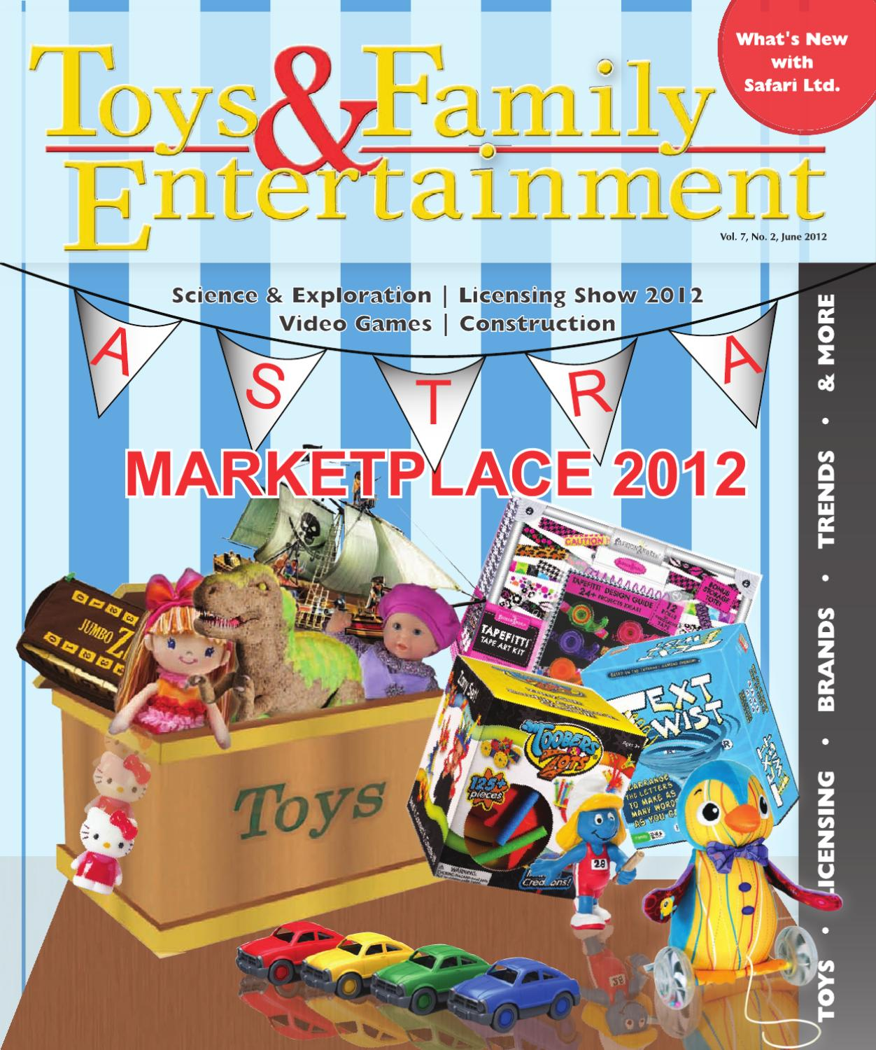 Toys family entertainment june 2012 by anb media issuu fandeluxe Images