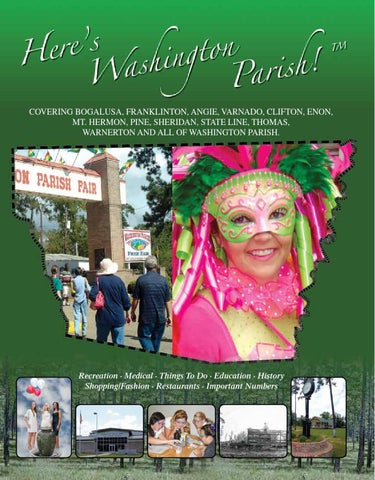 Here's Washington Parish! by M & M Publishing, Inc  - issuu