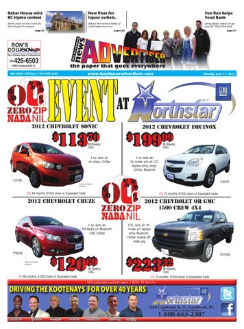 new arrival 31efd 63c4e Kootenay News Advertiser, June 11, 2012 by Black Press - issuu