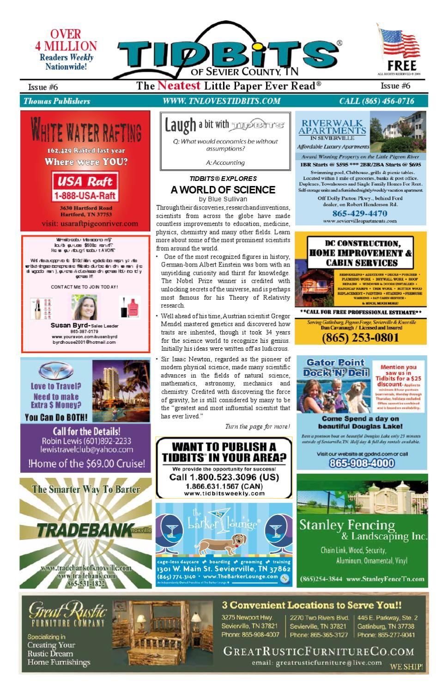 tidbits issue 6 by PAULLETTE THOMAS - issuu
