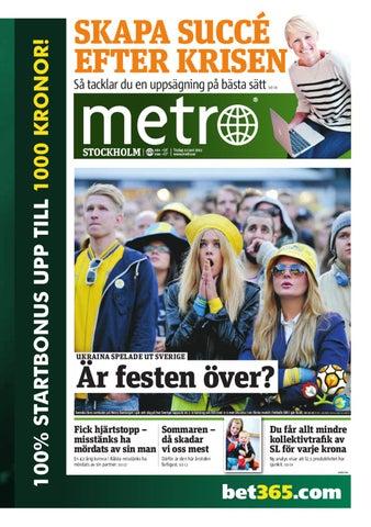 20120612 se stockholm by Metro Sweden - issuu f850880d8cc3b