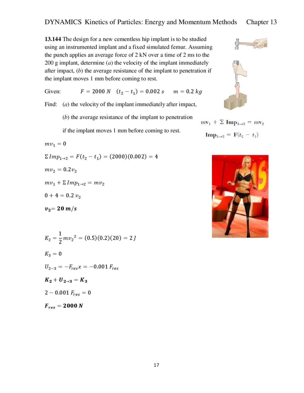 Dynamics Homework Solutions by Gregg Meyer - issuu
