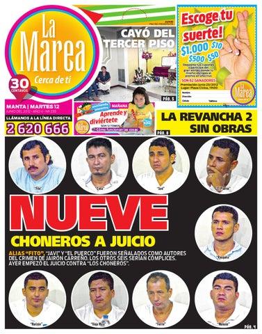 La Marea martes 12 junio 2012 by EDIASA - issuu dc40fa3e580b6