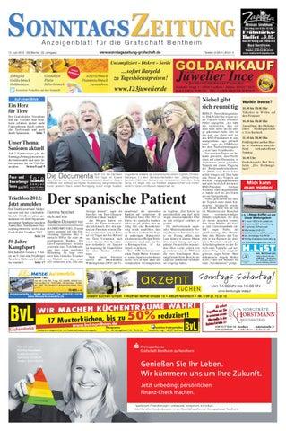 Len An Dachschrä sonz 10 06 2012 by sonntagszeitung issuu