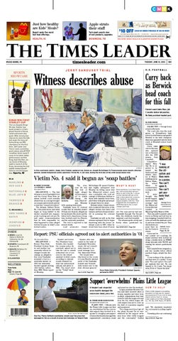 Times Leader 06 12 2012 by The Wilkes Barre Publishing