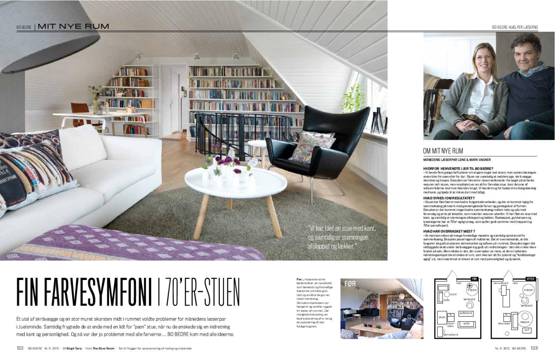 Picture of: Fin Farvesymfoni I 70 Er Stuen By Morten Nielsen Issuu
