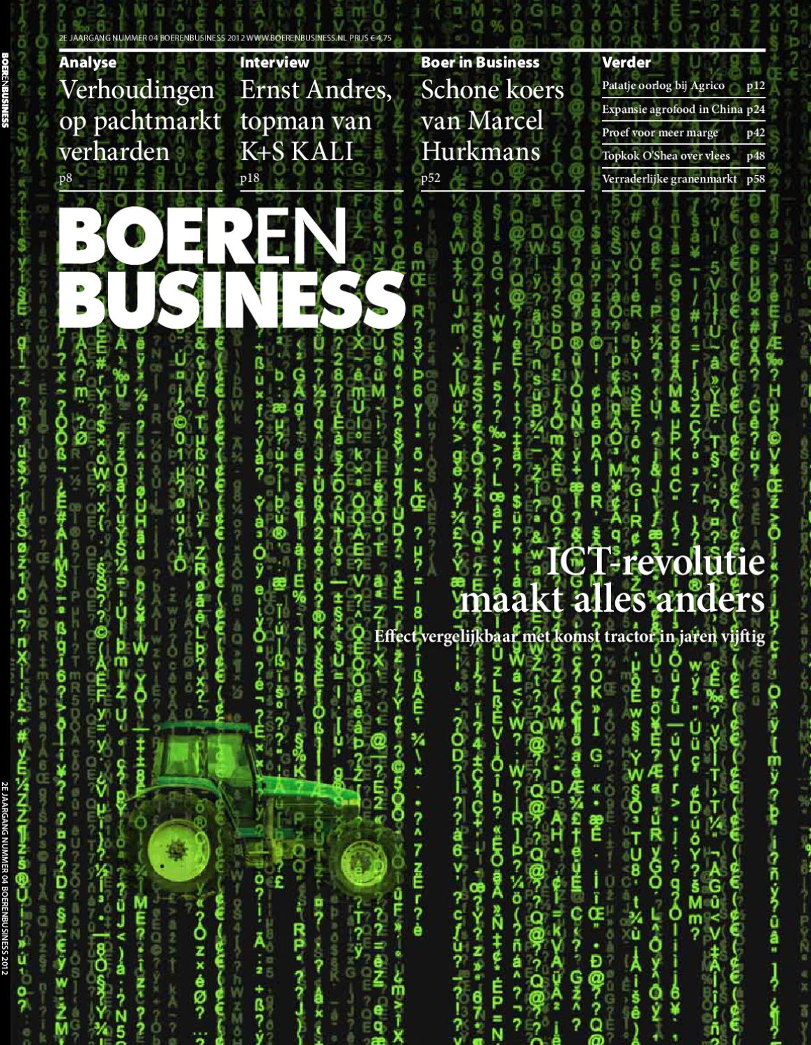 11796dc126228a Boerenbusiness editie 4 by Boerenbusiness - issuu