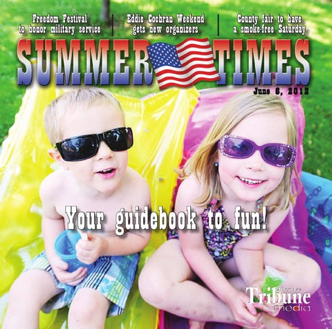 d0cc825224 Summer Times 2012 by Albert Lea Magazine - issuu