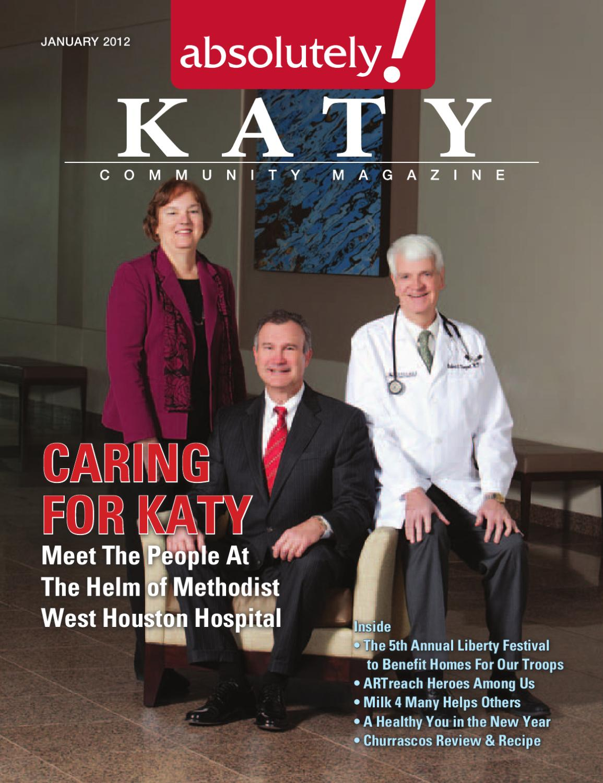 January 2012- Absolutely Katy Magazine by absolutely! Katy Magazine