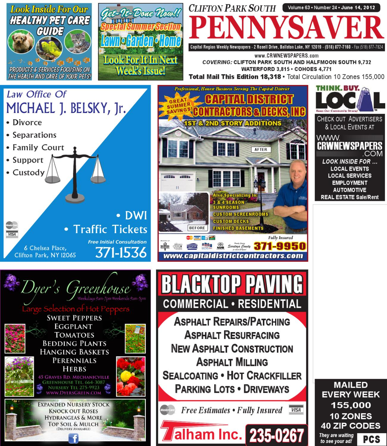 Clifton park south pennysaver 061412 by capital region weekly clifton park south pennysaver 061412 by capital region weekly newspapers issuu fandeluxe Gallery