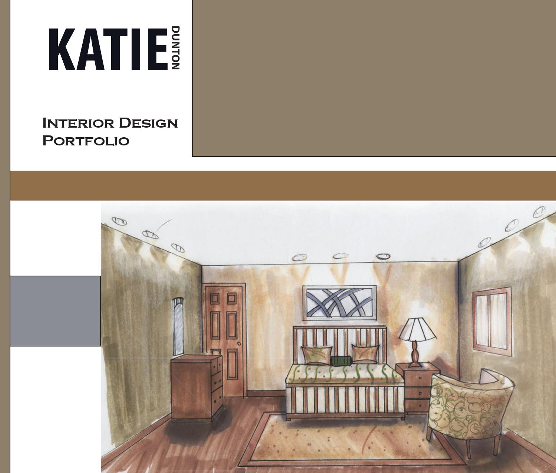 Interior design portfolio by katie dunton issuu - Online portfolio interior design ...