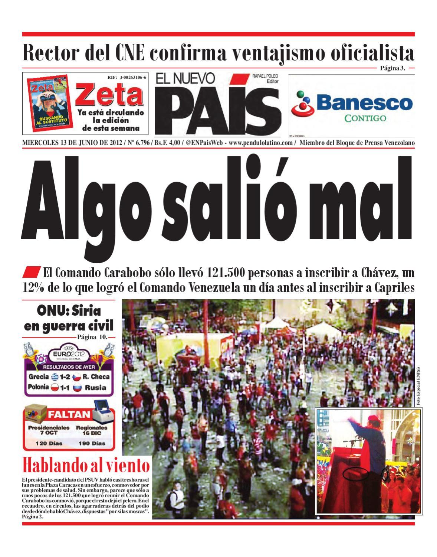 130612 by El Nuevo País y Zeta - issuu
