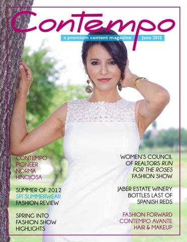 Contempo Magazine June 2012 by Tony Magana - issuu