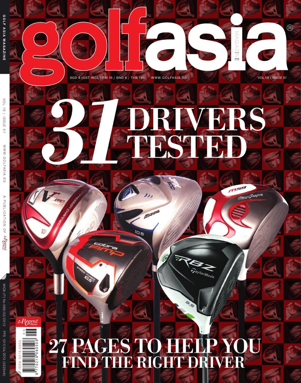 reputable site 603dc 7f5a4 Golf Asia - 2012 Jun by Regent Media Pte Ltd - issuu
