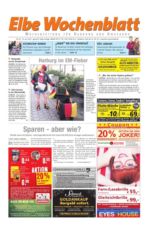 Harburg KW24 by Elbe Wochenblatt Verlagsgesellschaft mbH & Co.KG - issuu