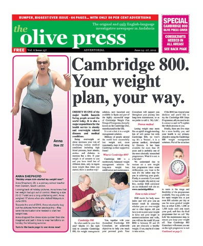 The Olive Press Newspaper - issue 137 by Olive Press Newspaper Spain ... ecd4e578761