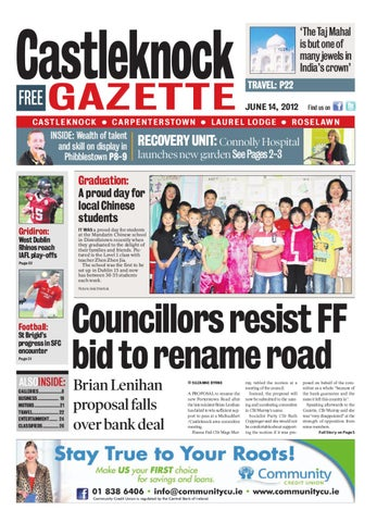 64c81518bb3 Castleknock by Dublin Gazette - issuu