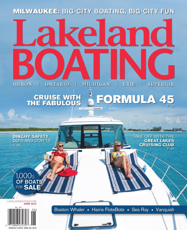 Lakeland Boating June 2012 by Lakeland Boating Magazine - issuu
