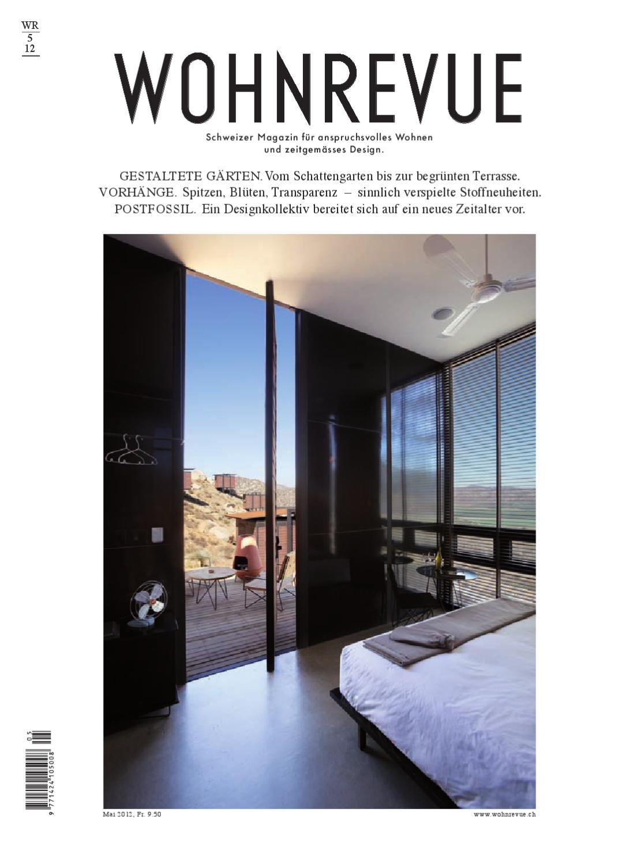 WOHNREVUE by Boll Verlag - issuu