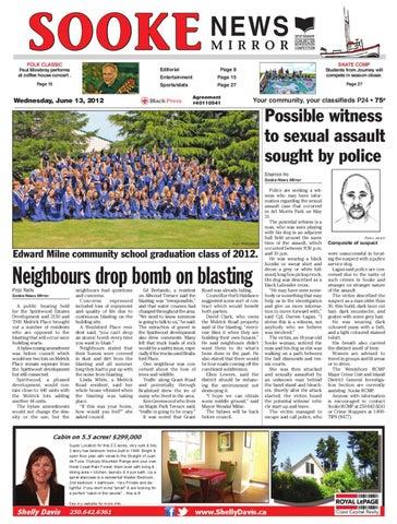 cdbffcdcb2b Page 1. SOOKE. NEWS MIRROR
