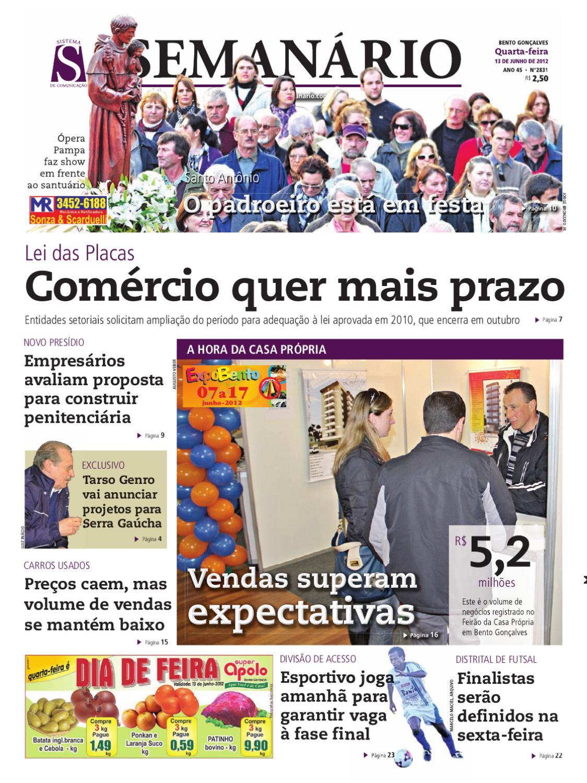 ff6060f5b 13 06 2012 - Jornal Semanário by jornal semanario - issuu