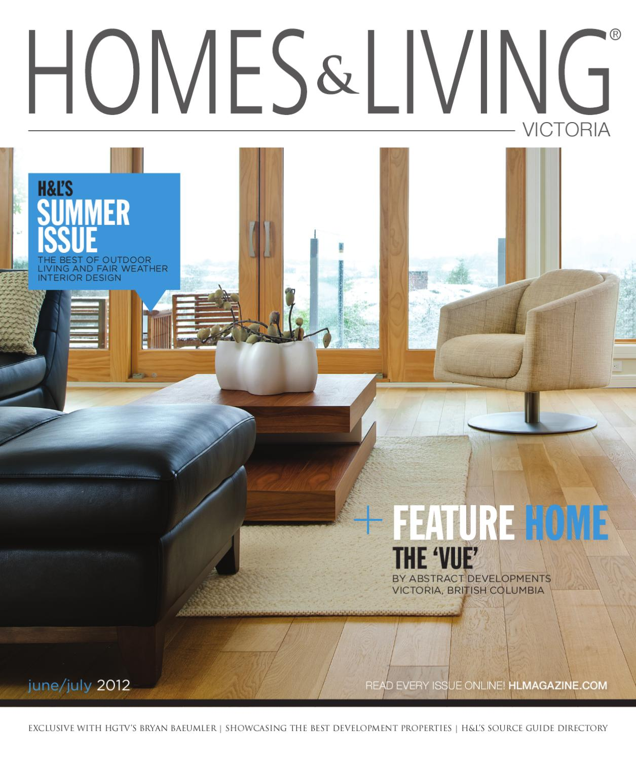 Homes Living Victoria June July 2012 By Homes Living Magazine H L Magazine Issuu