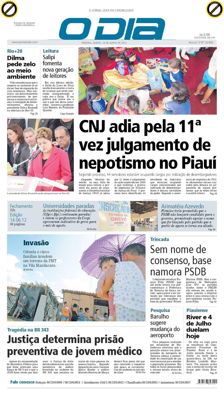 jornal o dia by jornal o dia issuu