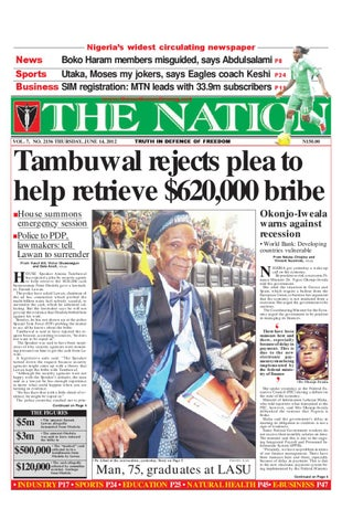 The Nation June 14, 2012 by The Nation - issuu