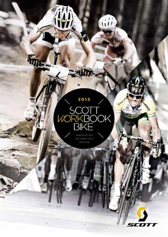 ce21d69fb Scott Workbook Bike 2013 by SCOTT Sports SA - issuu