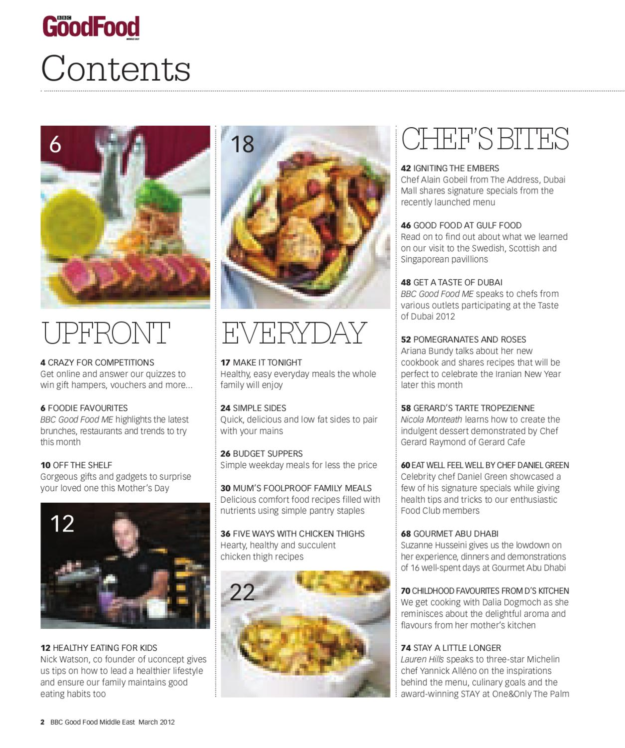Bbc good food middle east magazine by bbc good food me issuu forumfinder Gallery