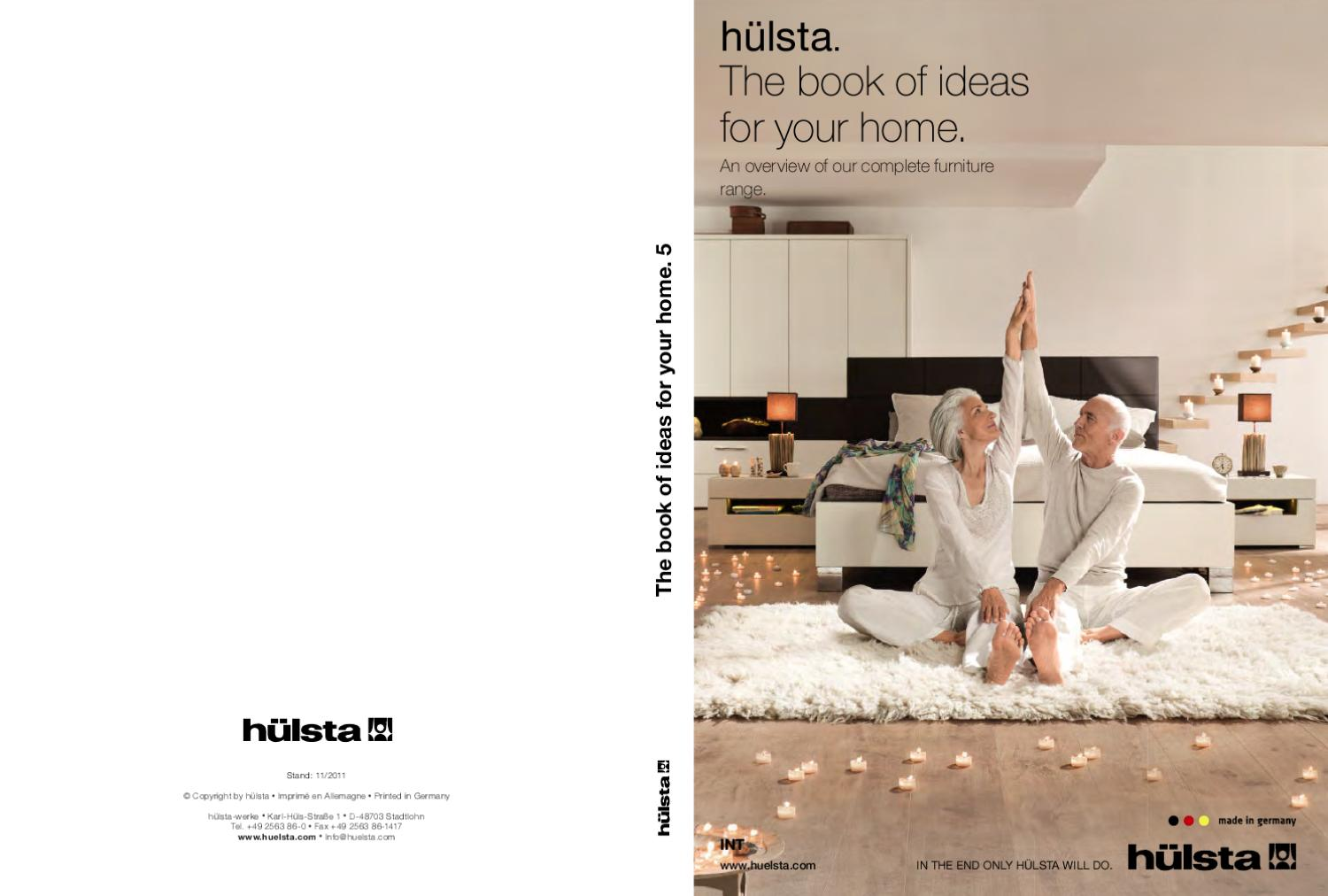 Hulsta Brochure by Serious eMedia - issuu
