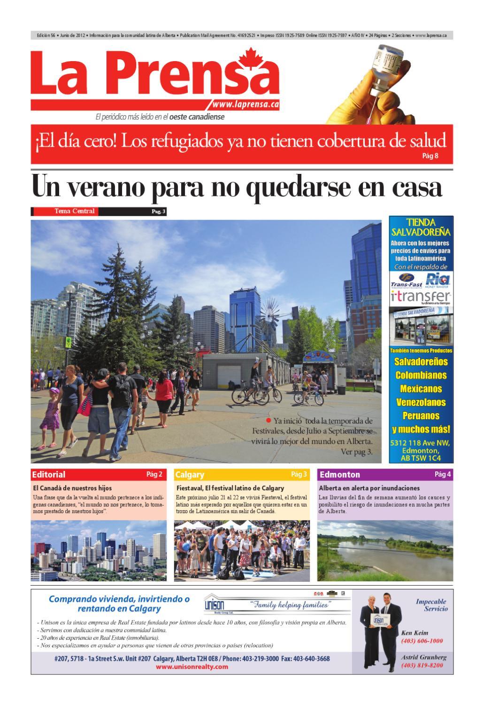 La Prensa Junio 2 2012 by Buena Vista Editores - issuu