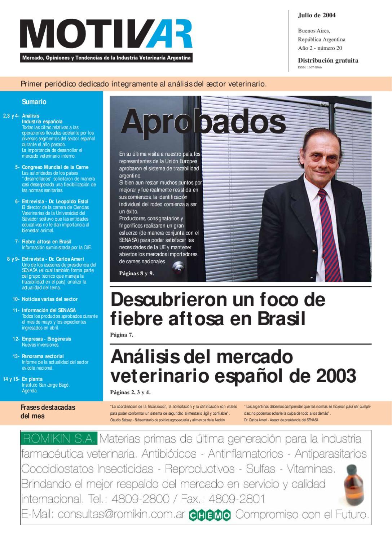 Edición 20 - Periódico MOTIVAR by Periódico MOTIVAR - issuu