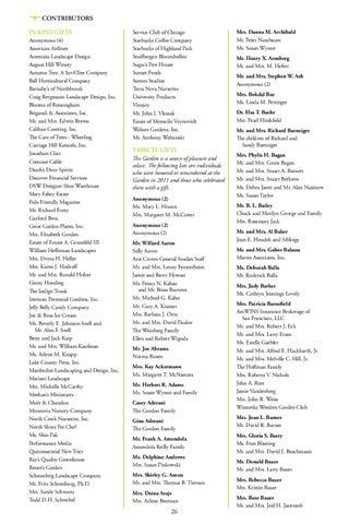Annual Report 2011 By Chicago Botanic Garden Issuu
