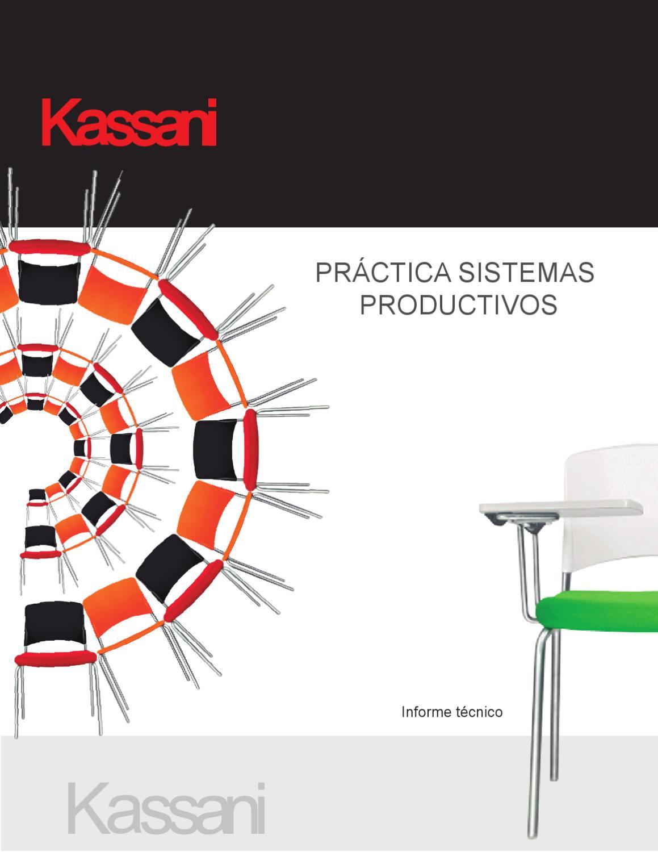 Informe Visita Tecnica Empresa Kassani By Jonathan Ojeda Monsalve  # Muebles Jep Cali