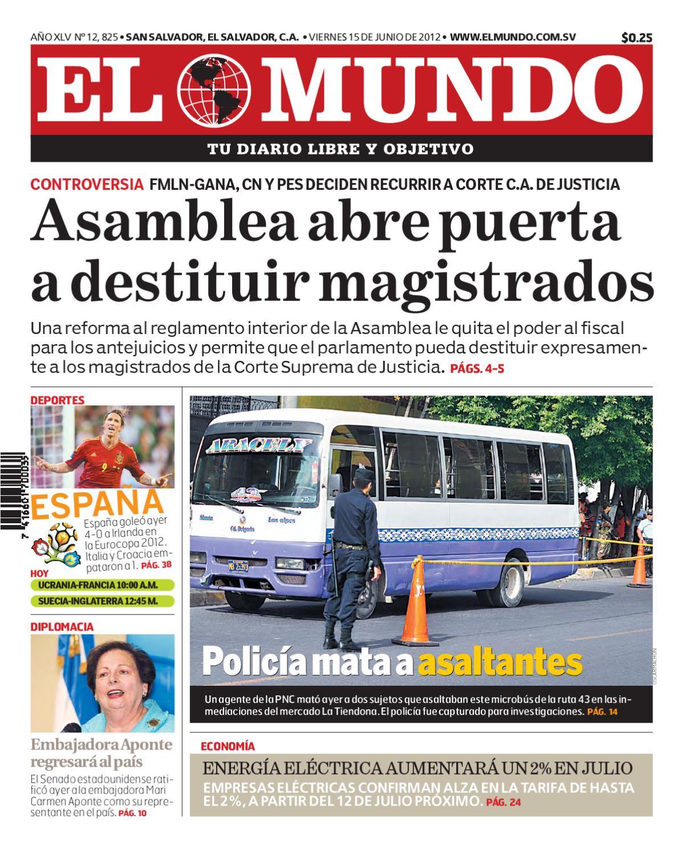 Edición Digital 150612 by Diario El Mundo - issuu