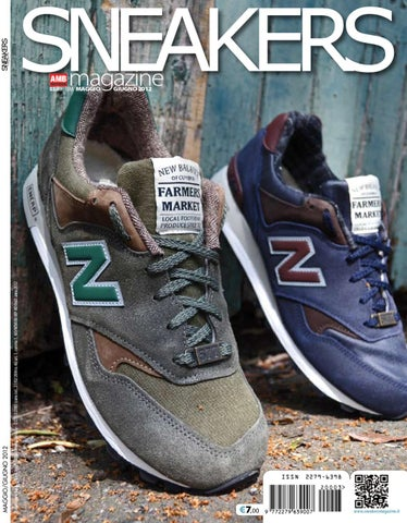 SNEAKERS magazine Issue 49