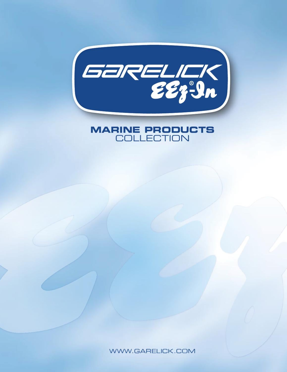 """GARELICK EEZ-IN 21022 STAINLESS TOGGLE BOLT ANCHORS PAIR 1//4/""""-20"""